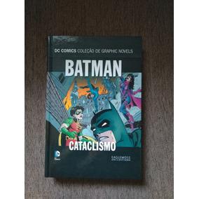 Batman Cataclismo - Eaglemoss