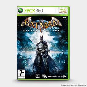 Batman: Arkham Asylum - Original Xbox 360 Novo
