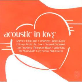 Acoustic In Love - Cd