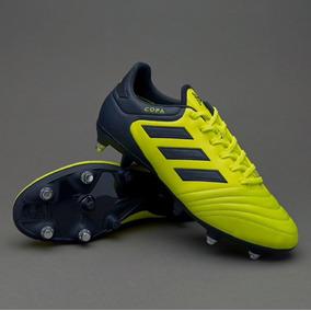 Chuteira Adidas Copa Mundial Profissional Couro - Chuteiras no ... 04920b9142269