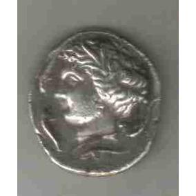 8328 Medalha Alto Relêvo (réplica) Grécia Antiga 40mm