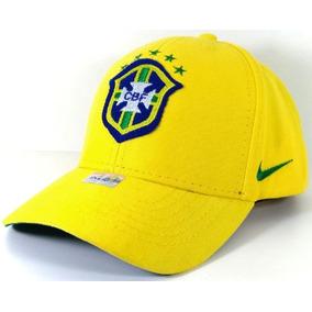 Boné Nike Seleção Brasileira Promoção Barato Fita Fitinha 9c27dcaf2c5