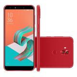 Smartphone Asus Zenfone 5 Selfie Pro, 128gb, 20mp, Tela 6 Po