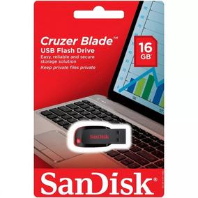 Pendrive Sandisk Cruzer Blade Z50 16g