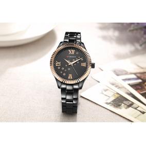 Relógio Social Curren Feminino 9009