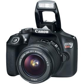 Kit Youtuber Câmera Canon T6+tripe+16gs+tripe 1.70