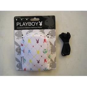 Forro Para Cámara Digital Material Fashion Playboy Importado