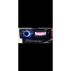 Reproductor Pioneer Bluetooth + Cornetas Pioneer 6 1/2 Combo