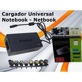 Cargador Universal Notebook Netbook 12-24v Hp Acer Sony