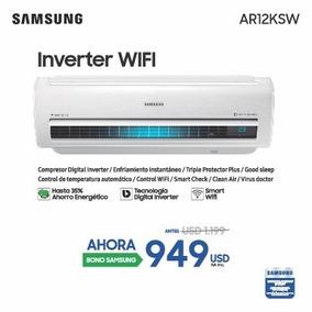 Aire Acondicionado Samsung 12000btu Inverter Smart Wifi