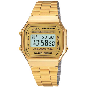 Reloj Casio Vintage Unisex-a168wg-9vt
