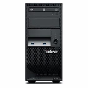 Lenovo Thinkserver Servidor Ts150 Torre - 3.300,0 À Vista