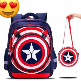 Mochila Capitán America
