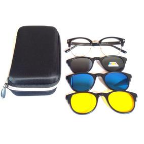 Clip On Óculos De Grau Polarizado Drive Sol Frete Gratis ... 13888013de