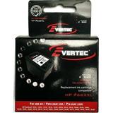 Evertec 662 Negro Cartucho P/hp 11ml