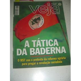 Revista Veja 1648 Mst Sem Terra Sonia Braga Heinrich 2000