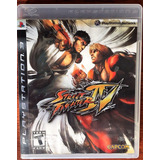 Street Fighter Iv Ps3* Play Magic