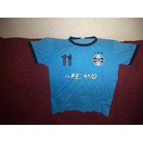 Camiseta Infantil Do Grêmio