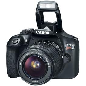 Camara Profesional Canon T6 Eos Rebel Dslr + Kit Accesorios