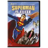 Dvd Superman Vs Elite - Novo Original Lacrado