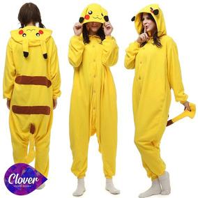 Vestuario Pijama Pikachu - Pijamas Mujer en Mercado Libre Colombia 28412ecdf40a