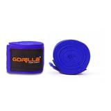 Bandagem Elástica 03 Metros Boxe/muay-thai - Gorilla