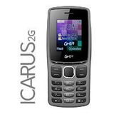 Ghia Telefono Celular 2g / Pantalla 1.77in / Single Core / 3