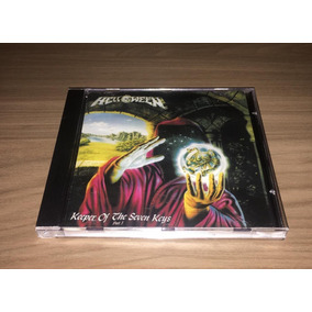 Cd Helloween Keeper Of The Seven Keys Part I Frete Gratis