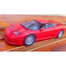 Bugatti Eb 110 1991 Miniatura 1/18 Anson