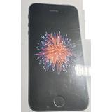iPhone Se 32 Gb Negro