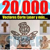 Vectores Corte Laser 40000 Diseños Incluye Corel Draw 2018
