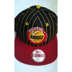 Gorra New Era Nba Houston Rockets Bry  499 Nueva Sopormike 7a83d41c698