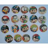 19 Master Tazos Disney De Evercrisp