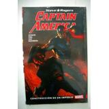 Marvel Comics Steve Rogers Captain America Vol 3 Construccio