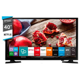 Smart Tv 40 Full Hd Samsung Un40j5200agc