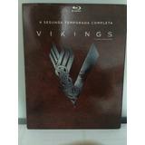 Blu-ray Vikings 2ª Temporada 3 Discos