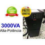 Nobreak Apc Smart-ups 3000va 110v-sua3000 | Retirar Produto*