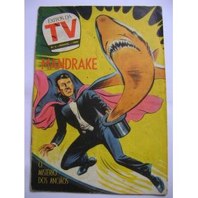 Mandrake(êxitos Da Tv) N°4 Março 79 Portugal Press Ótimo!