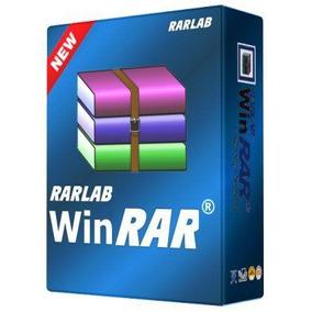 Winrar 2019 - V5.70 Licença Vitalicia Em Seu Nome 32/64bits