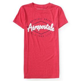 Camiseta Aeropostale Graphic Diamond