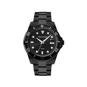 66c7ba8c317 Relogio Technos Skymaster Preto - Relógios no Mercado Livre Brasil