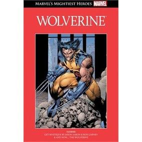 Os Heróis Mais Poderosos Da Marvel- Wolver Entrega Garantida