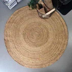 Carpeta Circular Yute - Alfombras y Carpetas en Mercado Libre Argentina ad33e580980