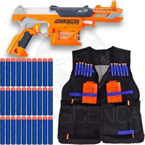 ece635776a241 Colete Caçador - Armas de Brinquedo no Mercado Livre Brasil