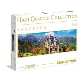 Quebra Cabeça Clementoni 1000 Pçs Castelo De Neuschwanstein
