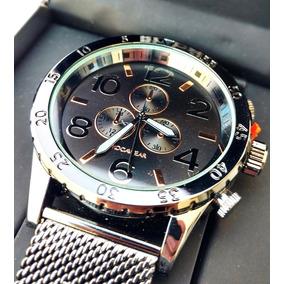 Reloj Rocawear Nuevo Original Caballero Mod:rm7778gn52a-008