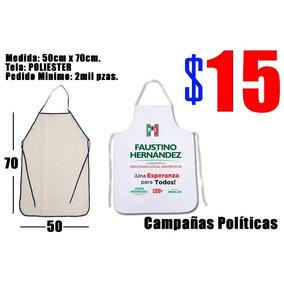 Mandil Para Campañas Políticas