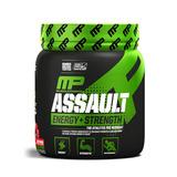 Assault - Energy + Strength - 345gr Importados Eua Val 09/20