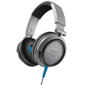 Fone Philips Dj Headphone Shl3200 Barato Headset Original