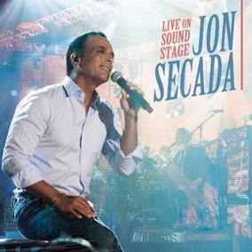 John Secada - Live On Soundstage - Blu Ray Lacrado